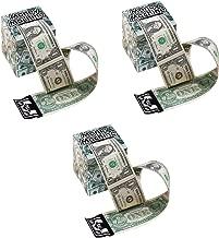 Unique Novelties LLC Green Money Machine Cash Dispenser - Set of 3