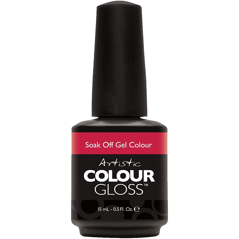 不適プラットフォーム絶縁するArtistic Colour Gloss - Oh So Red-Tro - 0.5oz / 15ml