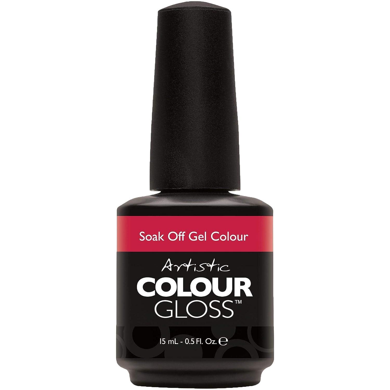 Artistic Colour Gloss - Oh So Red-Tro - 0.5oz / 15ml