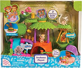Just Play Jungle in My Pocket Treehouse Playset