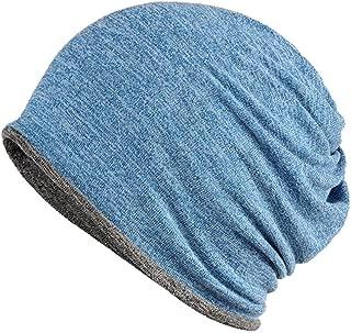MuYiTai Men's Women's Slouchy Beanie Cotton Skull Caps