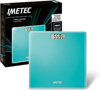 Imetec Precision ES13 200 Bilancia Pesapersone Elettronica, Rivela anche le Minime Variazioni di Peso, fino a 180 Kg, LCD ...