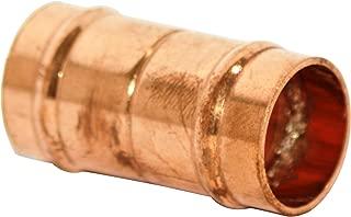 Plumb-Pak Pre-Soldered Straight Coupler 15mm - Pack of 5