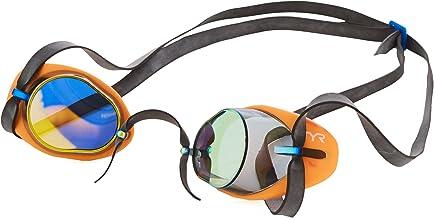 TYR Tracer Socket Rocket Miroir 2.0 uniseks-volwassene Zwembrillen.