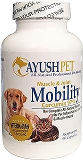 Curcumin 97% Vet Ayush Herbs 90 Caps