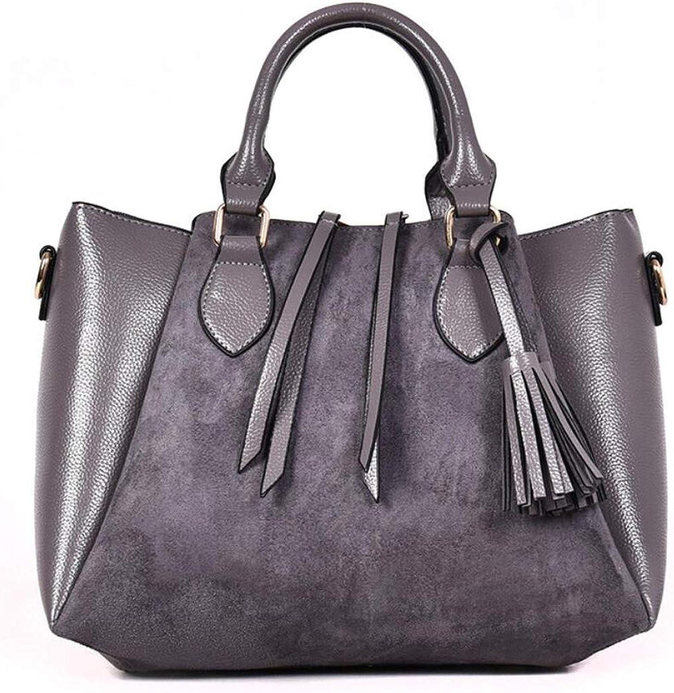 Frauen Tote Bags Große Kapazität Klassische Damen Tote Handtaschen Cross Body Schultertaschen für Arbeitsreisen Schulranzen B07MMZDYZ3  Fett und dünn