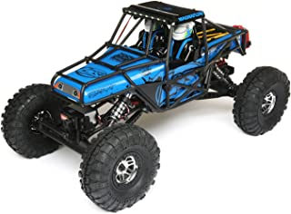 Losi 1/10 Night Crawler SE 4WD RC Rock Crawler Brushed RTR with 2.4GHz FHSS Tx/Rx & LED Lights (Battery & Charger Not Included), Blue