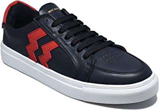 DOC Martin Black & Red MC2 Sneakers