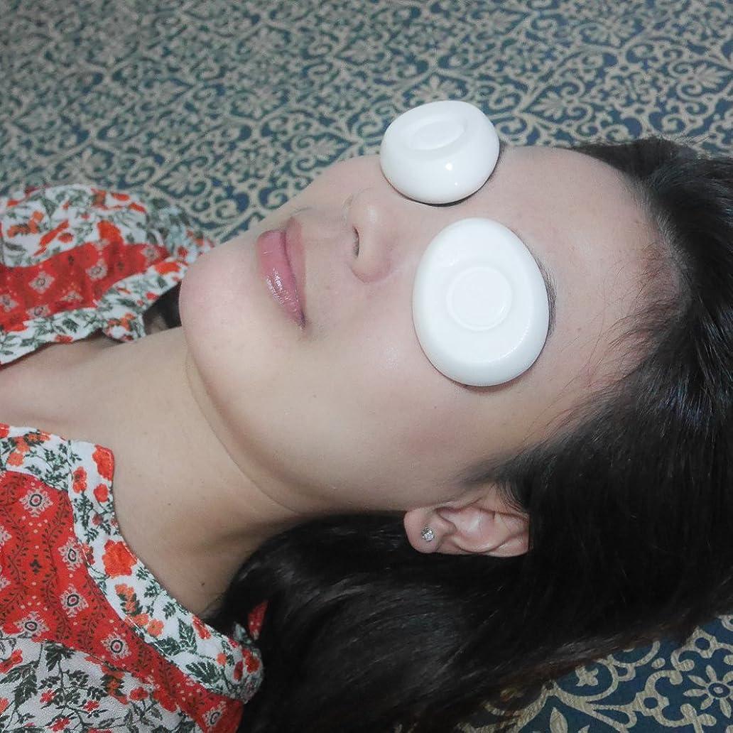 拍手する将来のオーストラリア人Eye Care Spa Relax Ceramic Cool スパリラックスセラミックス