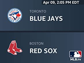 Toronto Blue Jays at Boston Red Sox