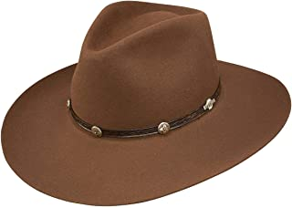 67b2dd9ab7116 Amazon.com  Stetson - Cowboy Hats   Hats   Caps  Clothing