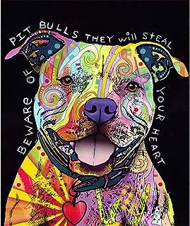 NEILDEN 5D DIY Diamond Painting Kits for Adults Dogs Full Drill Gem Art Kits Crystal Paint by Diamonds Kits for Begginner ...