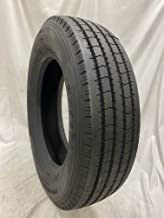 (4-TIRES) 295/75R22.5 16 PLY ROAD CREW 366 STEER ALL POSITIONS TIRES 144/141K