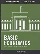 Basic Economics: A Natural Law Approach to Economics, 4th edition