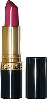 Revlon Super Lustrous Lipstick, Bombshell Red, 0.15 Ounce