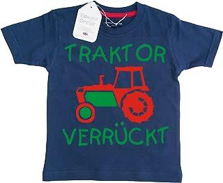 Spa/ß kostet Kinder Pullover Traktor verr/ückt Gr/ö/ße 98-164