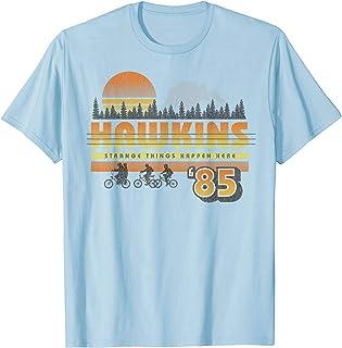 Netflix Stranger Things Hawkins Strange Things 85 Retro T-Shirt