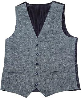 Lloyd Attree /& Smith Wei/ß Marcella Kleid Weste f/ür Abend//Schwanz Anzug