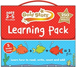 Best gold stars preschool workbook pack Reviews