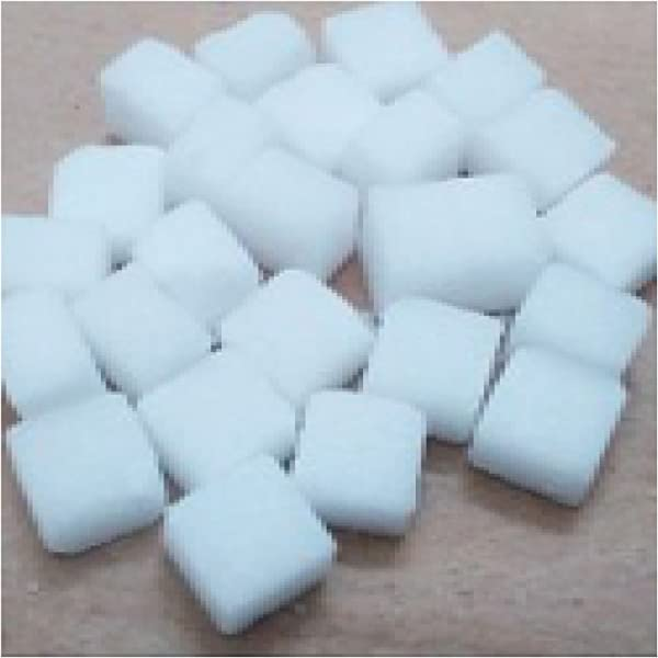 ITrends Natural Original White Color Pure Camphor Blocks Pocket For Hindu Pooja Arti Hawan 50gm