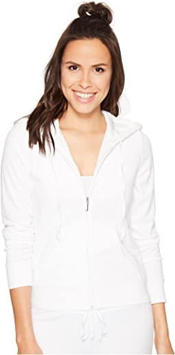 Juicy Couture - Robertson Microterry Jacket