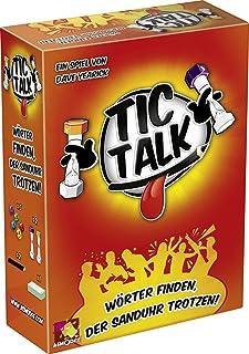 Asmodee 002265 - Tic Talk, kompakt spel