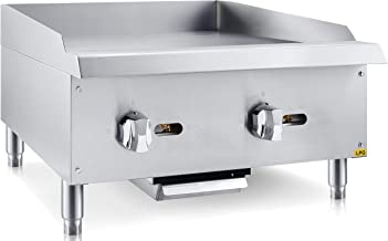 Best 24 inch commercial electric griddle Reviews