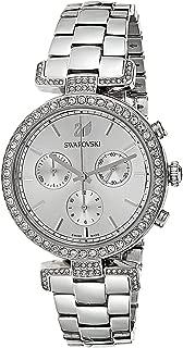 Swarovski Era Journey Women's Silver Dial Stainless Steel Band Watch - 5295363