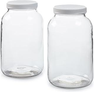 Fermentation Jar With Airlock