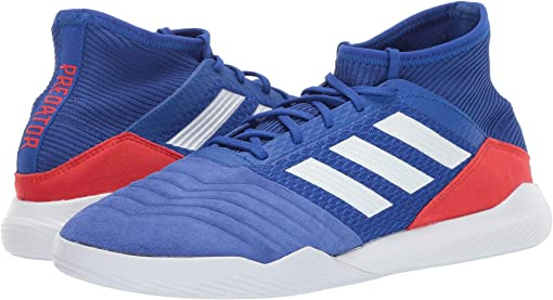 Bold Blue/Footwear White/Active Red