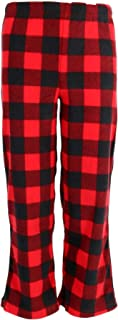 Boy's Micro Fleece Pajama Lounge Pants