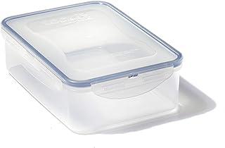 LocknLock HPL824 Airtight Rectangular Food Storage Container 54.10-oz / 6.76-cup