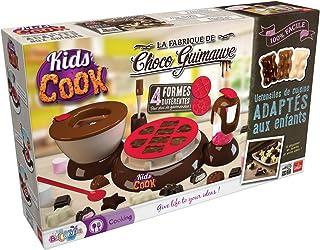 Goliath - Kids Cook Fabrique de Choco Guimauve - Loisir créatif - à partir de 5 ans - Jeu de sable à modeler