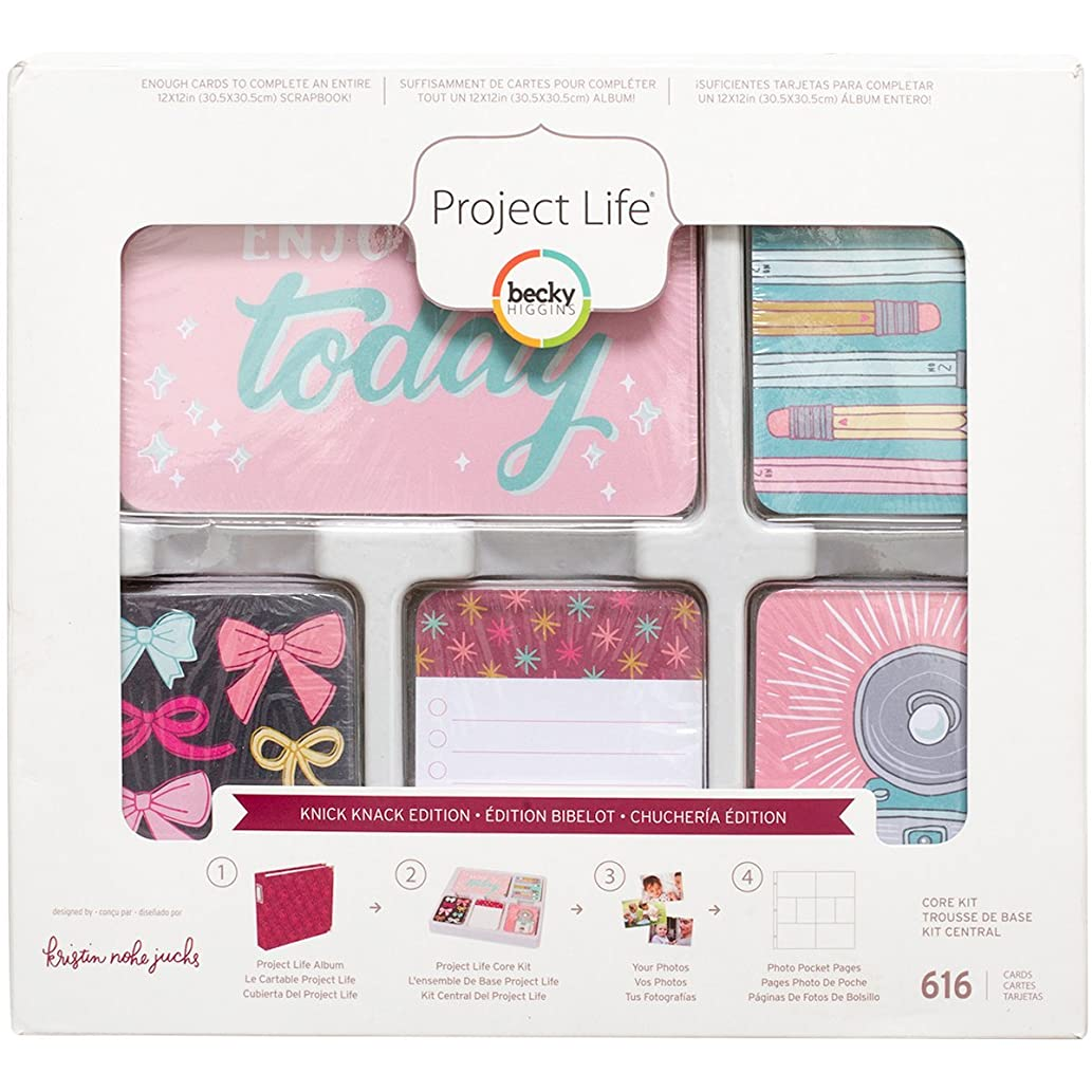 Project Life Core Kit - Knick Knack Edition