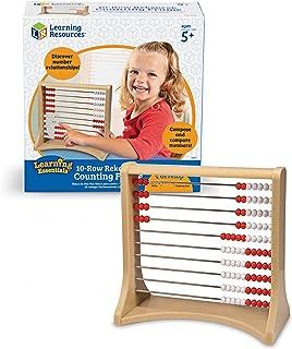 Learning Resources LER4359 10 Row Rekenrek Counting Frame