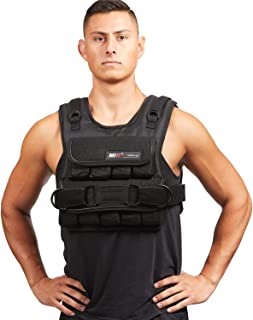 Mir Adjustable Weighted Vest (Short Style)