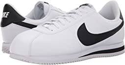 Nike cortez leather white gorge green + FREE SHIPPING