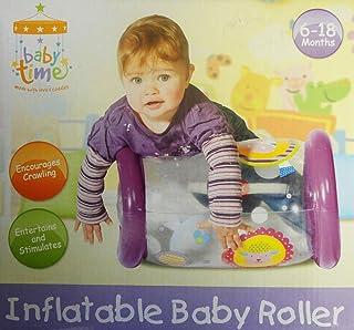 Rodillo hinchable para bebé con cascabeles – educativo, aprendizaje y actividades