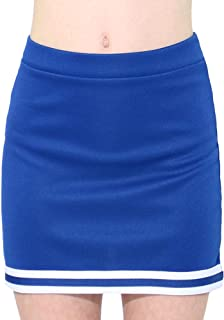 Child A-Line Cheerleaders Uniform Skirt
