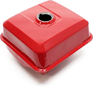Ersatzteil für Benzinmotor 13 PS Benzintank rot