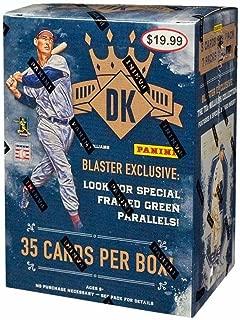2017 Panini Diamond Kings Baseball 7ct Blaster Box