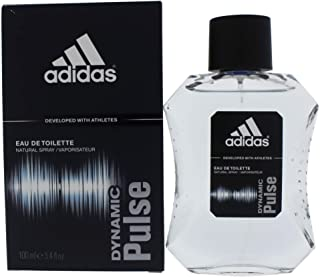 Adidas Dynamic Pulse for Men, 100 ml - EDT Spray