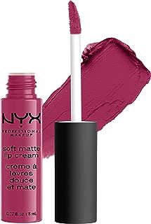 NYX Soft Matte Lip Cream - Prague, Matte Merlot
