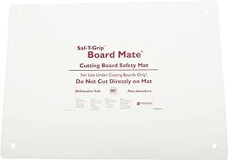 San Jamar CBM1318 Saf-T-Grip Board-Mate Nonslip Cutting Board Mat, 18