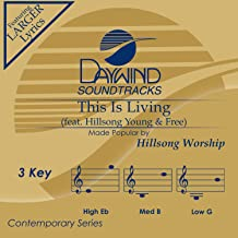 This Is Living feat. Hillsong Young & Free Accompaniment/Performance Track