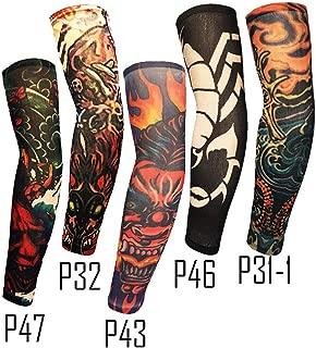 Amazon.es: mangas tatuajes - Hombre: Ropa