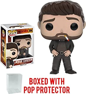 Funko Pop! Television: Preacher - Jesse Custer Vinyl Figure (Bundled with Pop Box Protector Case)