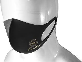 Quantum Reusable Graphene Super Fiber Fabric Fashion Face Masks (3 PCS) - Washable Face Shield with Elastic Earloop for An...