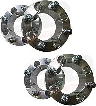Set of Four (4) Wheel Spacers - 4x136.5 / 4x137-1.5 inch thick - 12x1.25mm Studs - Fit Kawasaki Teryx, Teryx4 [5217A20]