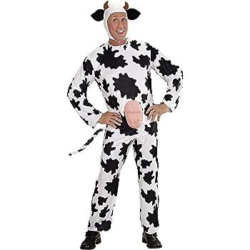 Widman - Disfraz de vaca para hombre, talla XL: Amazon.es ...